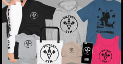 Bizarre Marketing Launches Victory Gym Online Swag Merchandise Store